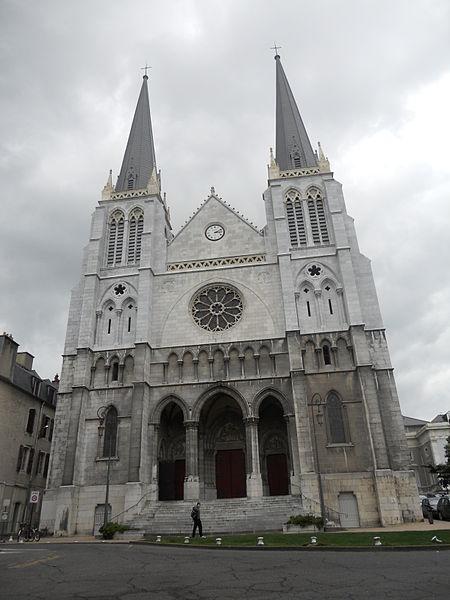 Photo du Monument Historique Eglise Saint-Jacques situé à Pau