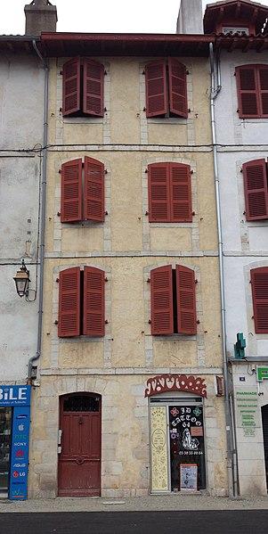Photo du Monument Historique Bains rituels juifs ou Mikve situé à Bayonne