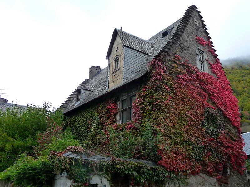 Photo du Monument Historique Maison du 16e siècle situé à Ancizan