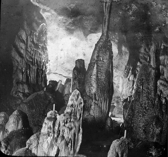 Photo du Monument Historique Grotte de Gargas situé à Aventignan