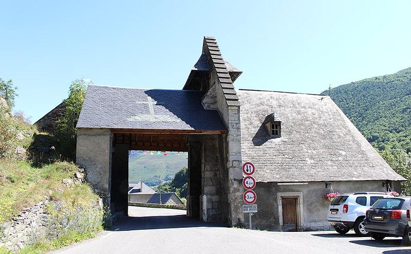 Photo du Monument Historique Chapelle Notre-Dame de Penetailhade situé à Cadéac