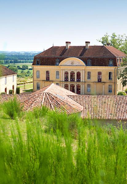 Photo du Monument Historique Château de Montus situé à Castelnau-Rivière-Basse