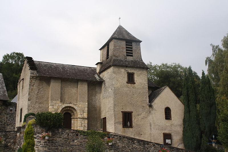 Photo du Monument Historique Eglise Saint-Martin situé à Geu