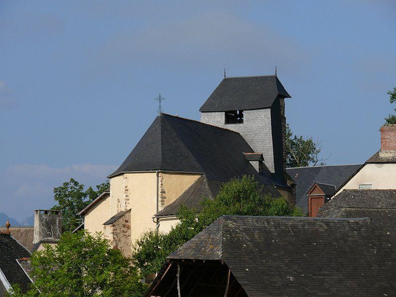 Photo du Monument Historique Eglise Saint-Pierre situé à Julos