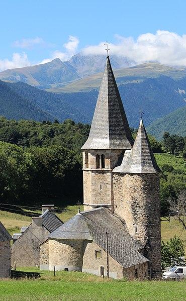 Photo du Monument Historique Eglise Sainte-Eulalie situé à Lançon