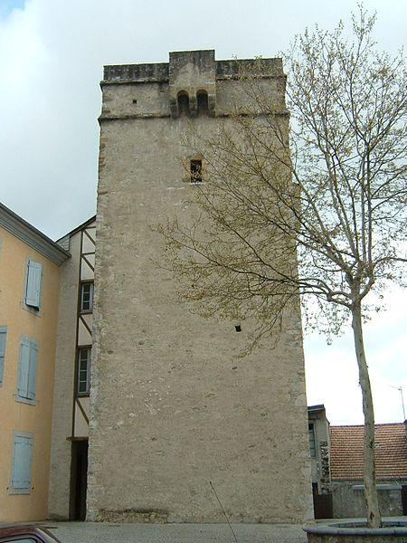 Photo du Monument Historique Tour de Gavarnie situé à Lourdes