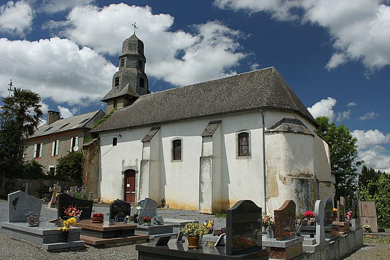 Photo du Monument Historique Eglise situé à Luc