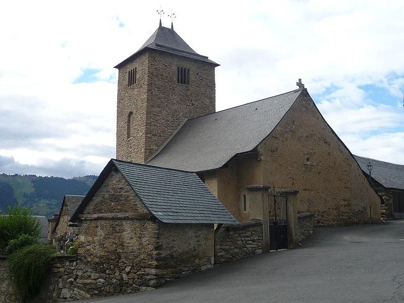 Photo du Monument Historique Eglise Saint-Barthélémy et ses annexes (tour et chapelle) situé à Mont
