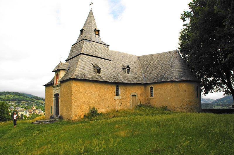 Photo du Monument Historique Chapelle Notre-Dame de Piétat situé à Saint-Savin