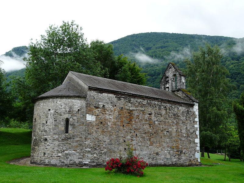 Photo du Monument Historique Chapelle Saint-Julien situé à Saléchan