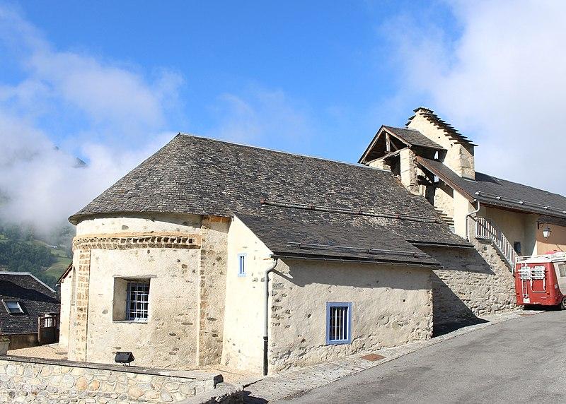 Photo du Monument Historique Eglise Saint-Vincent situé à Sers