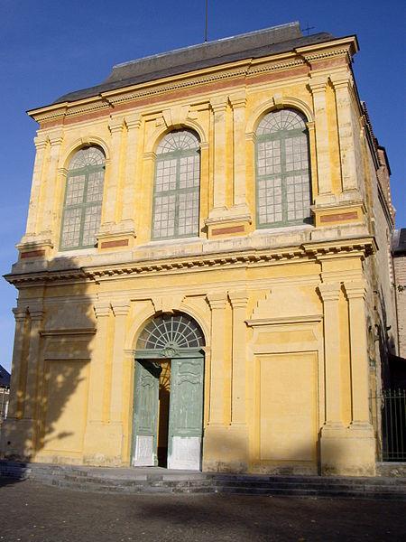 Photo du Monument Historique Cathédrale Notre-Dame-de-la-Sède situé à Tarbes