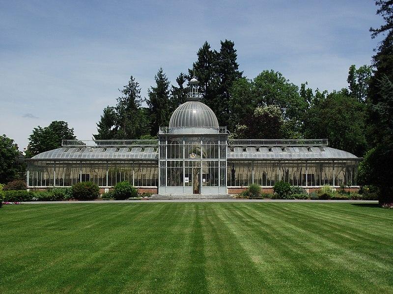 Photo du Monument Historique Jardin Massey situé à Tarbes