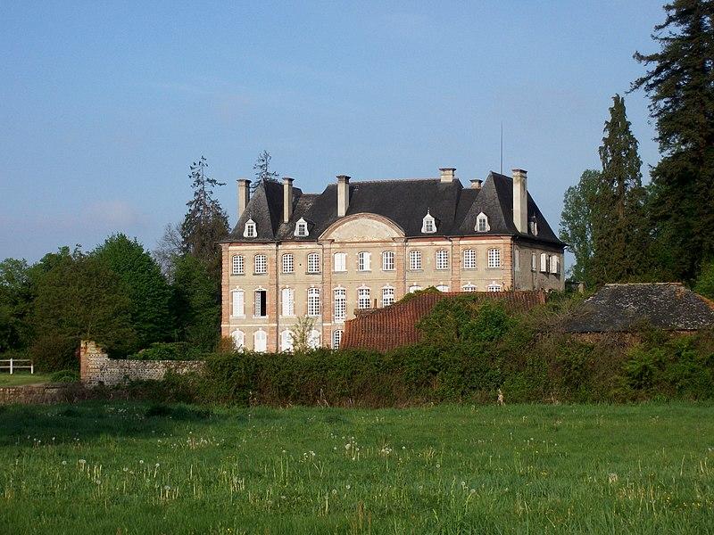 Photo du Monument Historique Château situé à Tostat