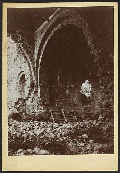 Photo du Monument Historique Ancien prieuré de Saint-Orens-en-Lavedan situé à Villelongue