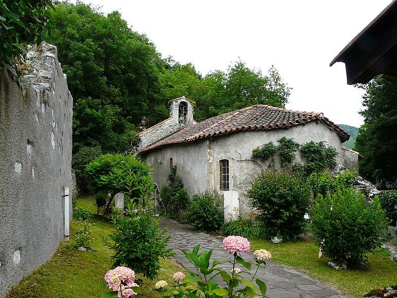 Photo du Monument Historique Eglise Saint-Barthélémy situé à Bramevaque