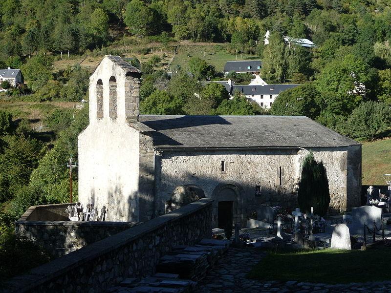 Photo du Monument Historique Chapelle Saint-Etienne situé à Gouaux