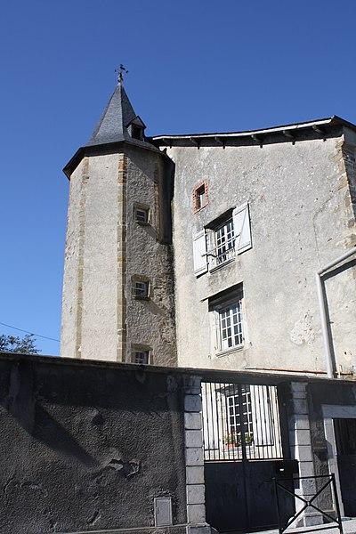 Photo du Monument Historique Maison situé à Saint-Pé-de-Bigorre