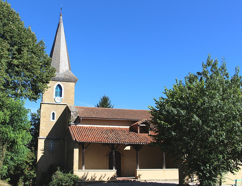 Photo du Monument Historique Eglise Notre-Dame situé à Monfaucon