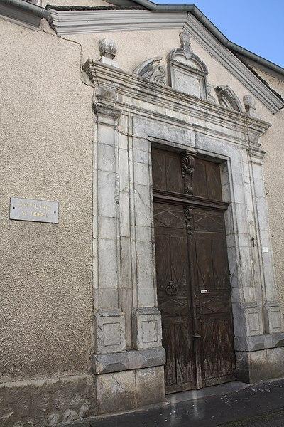 Photo du Monument Historique Ancien petit séminaire situé à Saint-Pé-de-Bigorre