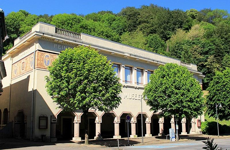 Photo du Monument Historique Musée Salies situé à Bagnères-de-Bigorre