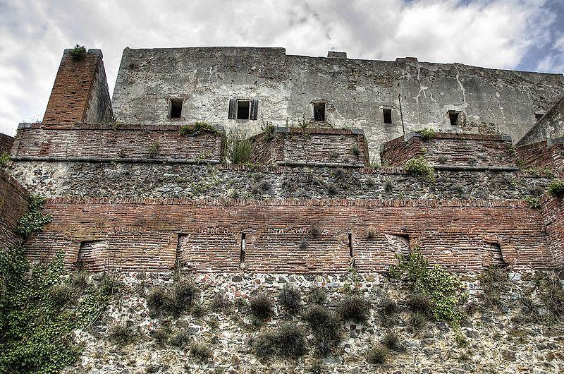 Photo du Monument Historique Fort-les-Bains situé à Amélie-les-Bains-Palalda
