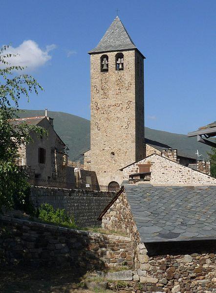 Photo du Monument Historique Eglise Saint-Félix situé à Ayguatébia-Talau