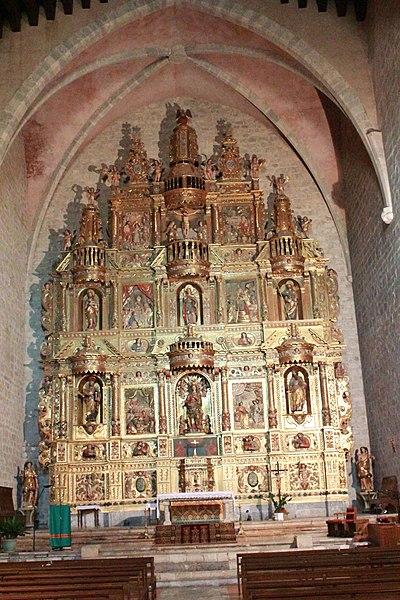 Photo du Monument Historique Eglise Notre-Dame situé à Baixas