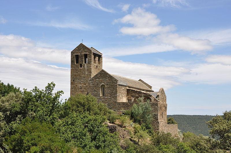 Photo du Monument Historique Abbaye de Serrabona situé à Boule-d'Amont