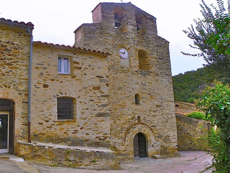 Photo du Monument Historique Eglise Saint-Saturnin situé à Boule-d'Amont
