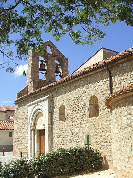 Photo du Monument Historique Eglise Sainte-Marie situé à Brouilla