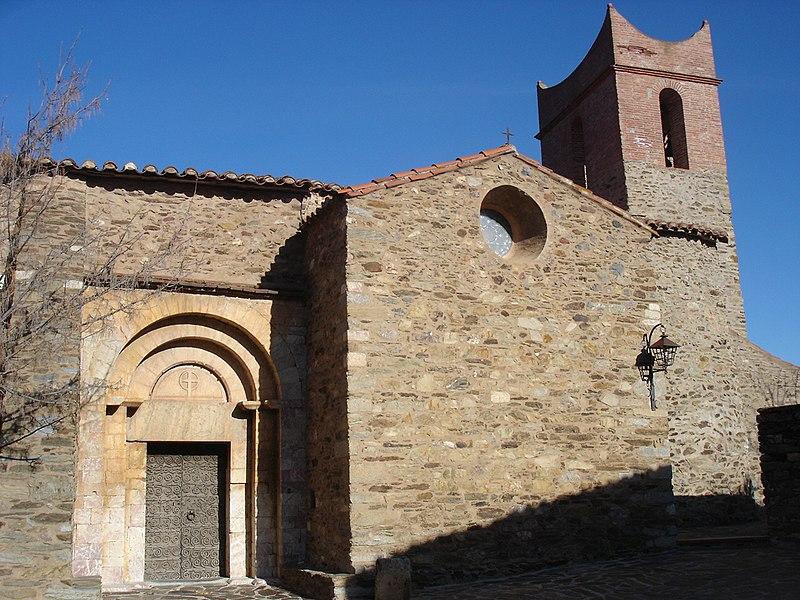 Photo du Monument Historique Eglise paroissiale Saint-Fructueux situé à Camélas