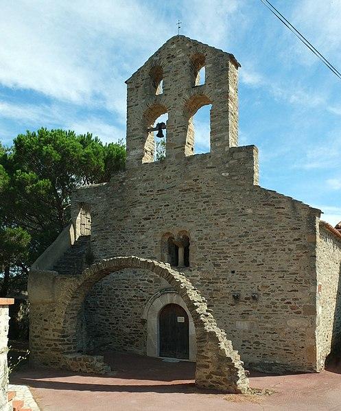 Photo du Monument Historique Eglise Sainte-Marie de l'Ecluse-Haute situé à Les Cluses