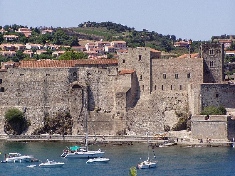Photo du Monument Historique Château situé à Collioure
