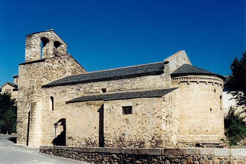 Photo du Monument Historique Eglise Saint-Julien situé à Estavar