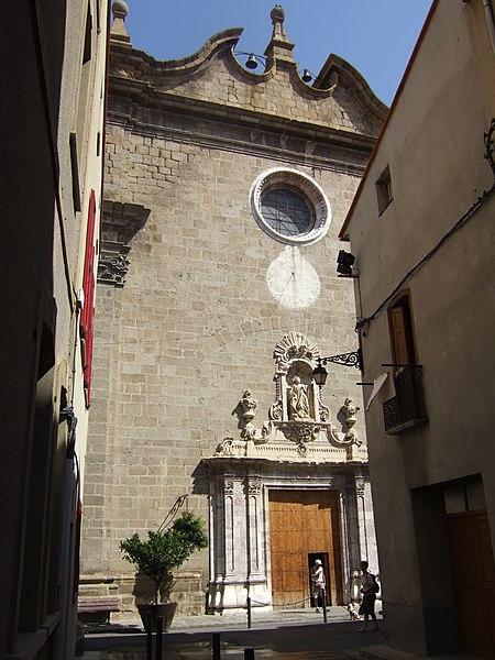 Photo du Monument Historique Eglise paroissiale Saint-Etienne situé à Ille-sur-Têt