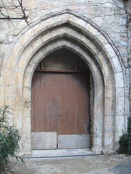 Photo du Monument Historique Eglise Sainte-Marie de la Rodona situé à Ille-sur-Têt