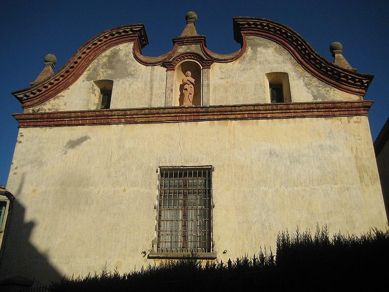 Photo du Monument Historique Ancien hospice Saint-Jacques situé à Ille-sur-Têt