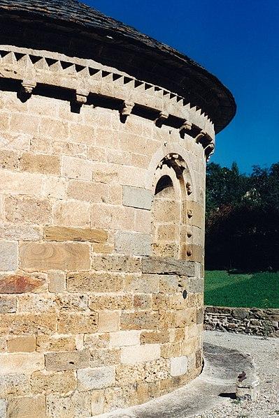 Photo du Monument Historique Eglise Saint-Fructueux situé à Llo