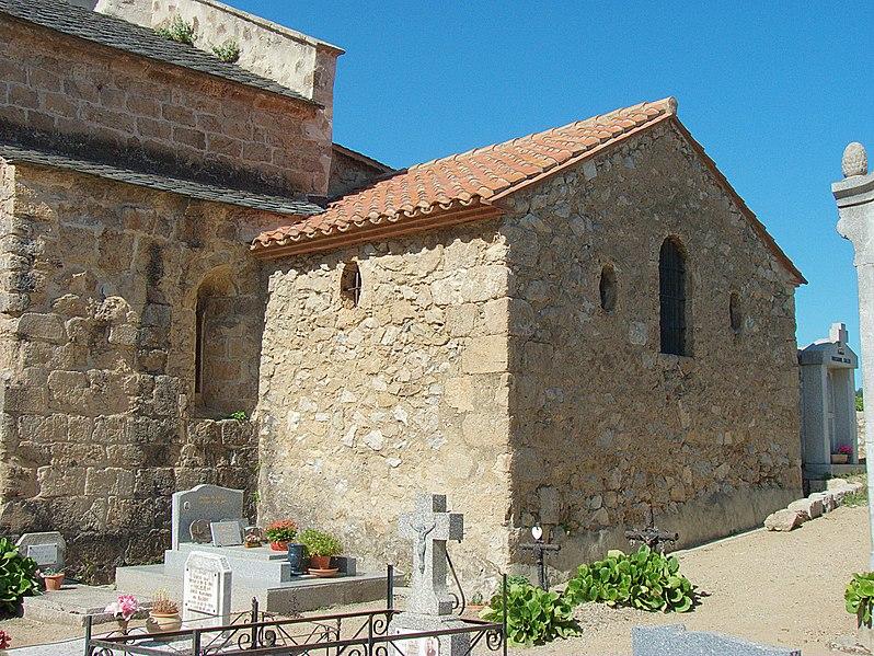 Photo du Monument Historique Eglise Sainte-Marie situé à Montferrer