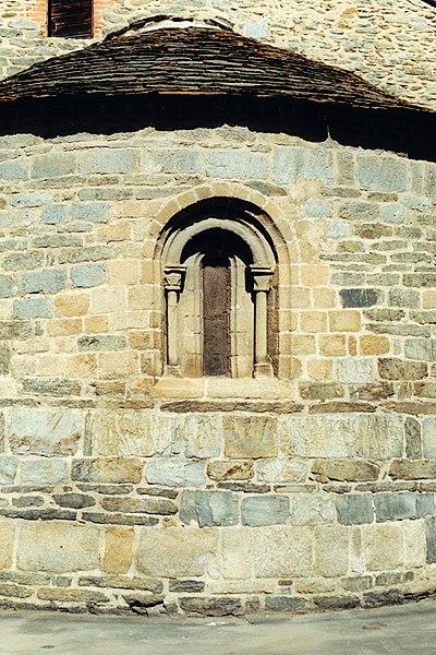 Photo du Monument Historique Eglise paroissiale Saint-Pierre situé à Osséja