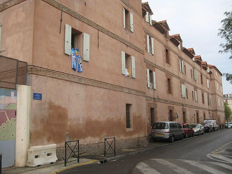 Photo du Monument Historique Caserne Saint-Jacques situé à Perpignan