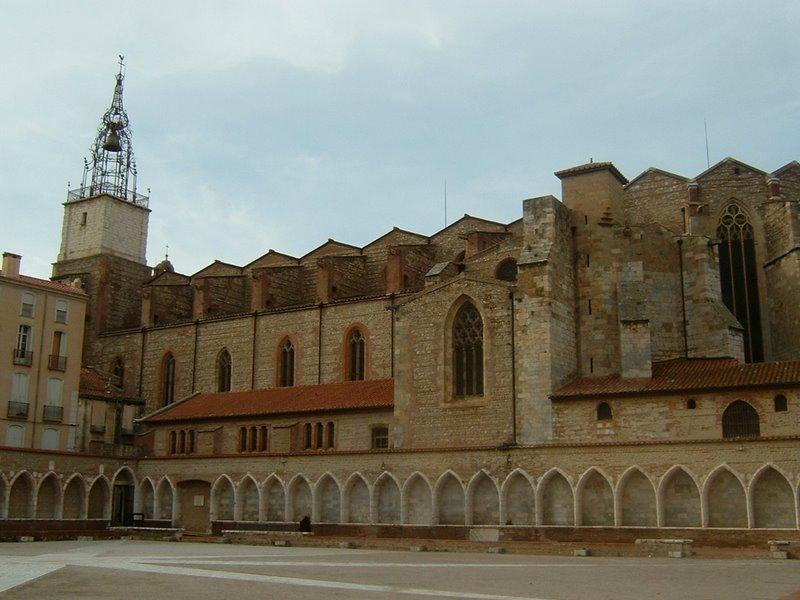 Photo du Monument Historique Cathédrale Saint-Jean-Baptiste situé à Perpignan