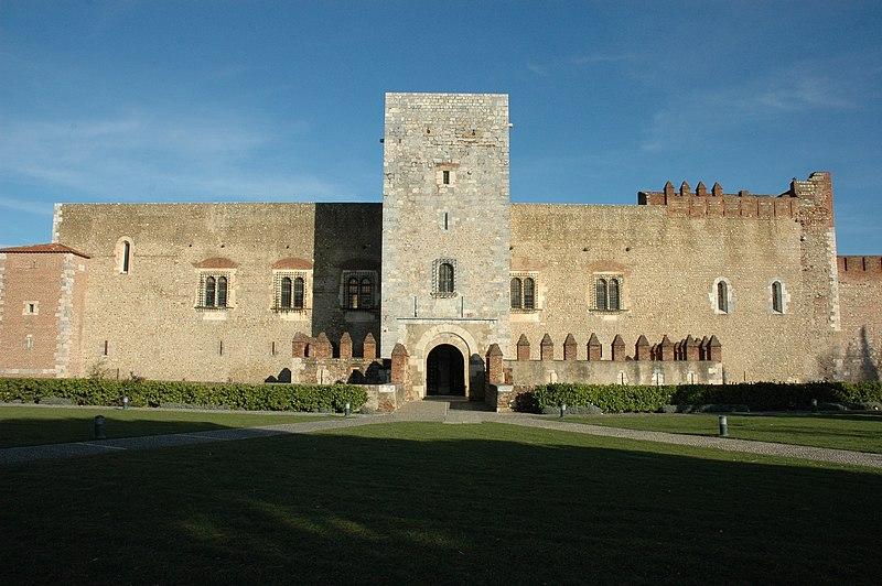 Photo du Monument Historique Citadelle situé à Perpignan
