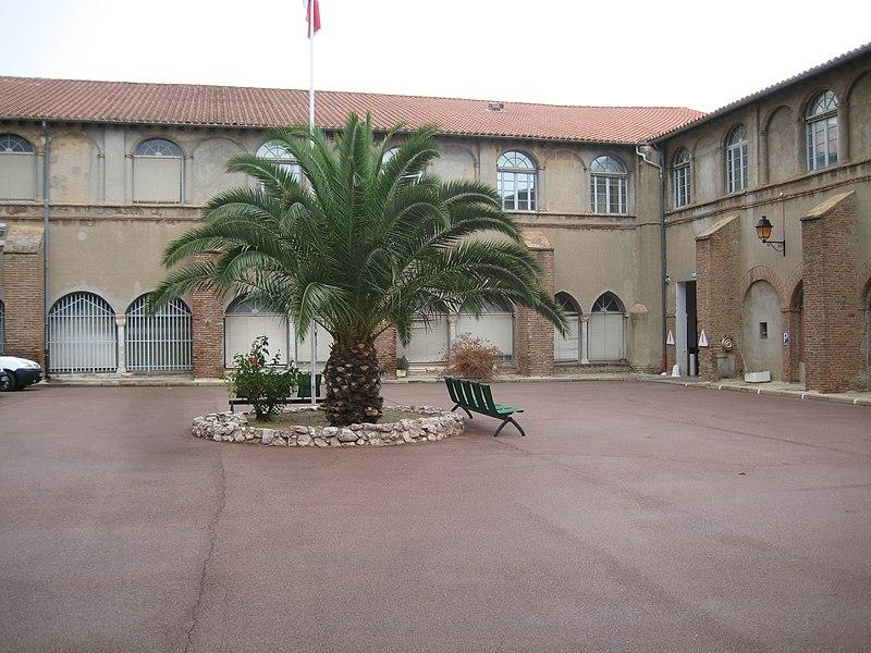 Photo du Monument Historique Ancien couvent des Frères Prêcheurs situé à Perpignan