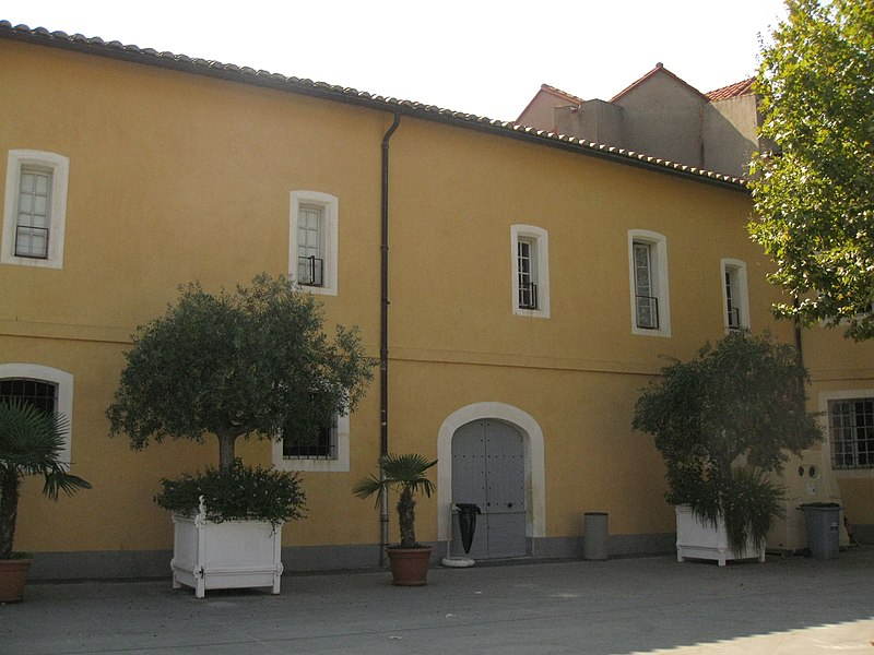 Photo du Monument Historique Ancien couvent des Minimes situé à Perpignan