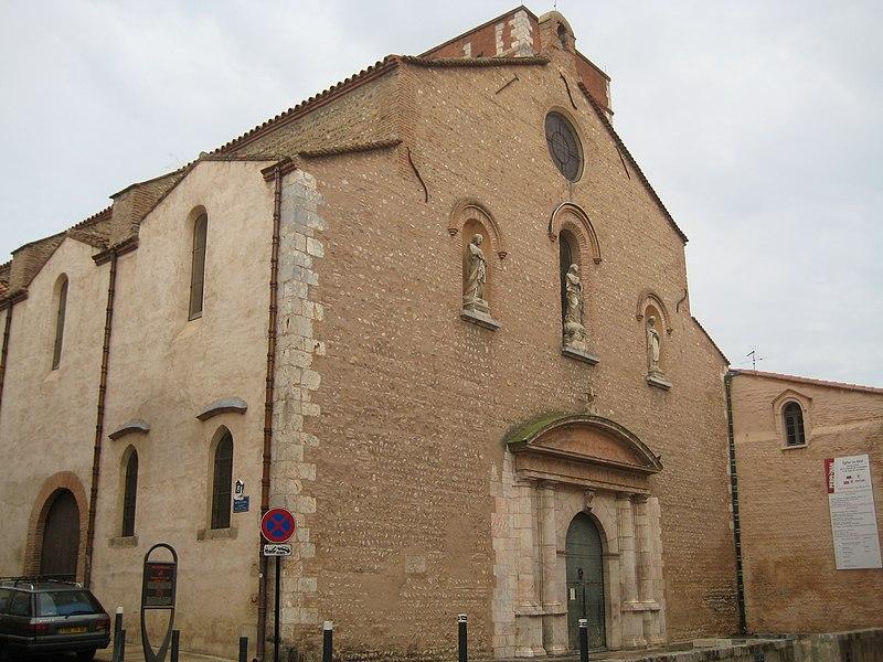 Photo du Monument Historique Eglise Notre-Dame de la Réal situé à Perpignan