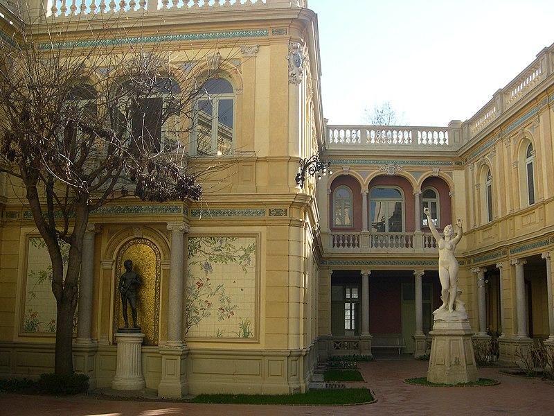 Photo du Monument Historique Ancien Hôtel Pams situé à Perpignan