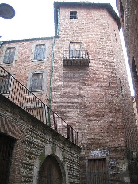 Photo du Monument Historique Maison situé à Perpignan