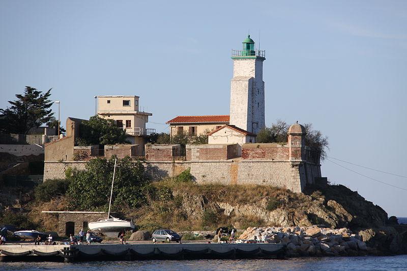 Photo du Monument Historique Redoute du Fanal situé à Port-Vendres